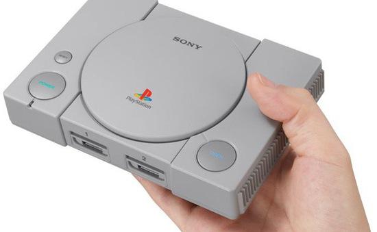 Sony hồi sinh PlayStation One với giá 2,9 triệu đồng, bán từ 12/12