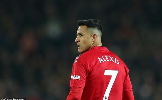 Alexis Sanchez tiếp tục nghỉ thi đấu dài hạn