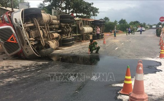 WHO báo động tình trạng tai nạn giao thông đường bộ ở các nước nghèo