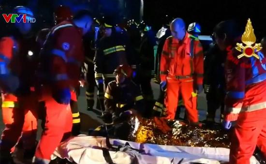 Italy: Giẫm đạp tại hộp đêm, 6 người thiệt mạng, hơn 100 người bị thương