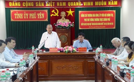 Phú Yên cần tiếp tục làm tốt công tác dân vận