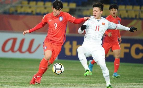 Lịch thi đấu và trực tiếp bóng đá tứ kết U23 châu Á 2018, ngày 20/01: U23 Iraq - U23 Việt Nam, U23 Hàn Quốc - U23 Malaysia