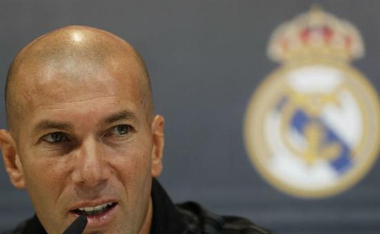 Real gặp khủng hoảng, HLV Zidane vẫn yên tâm ngồi ghế nóng