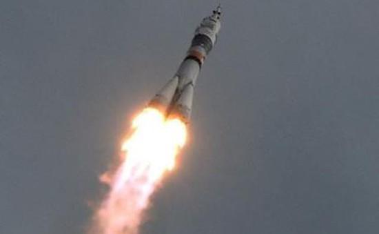 Nga phóng thành công 11 vệ tinh lên quỹ đạo
