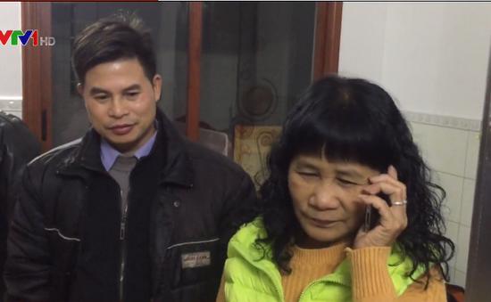 Người phụ nữ bị bán sang Trung Quốc trở về sau 30 năm mất tích