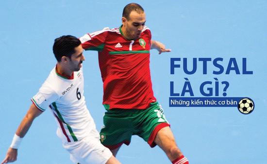 INFOGRAPHIC: Tìm hiểu về môn Futsal