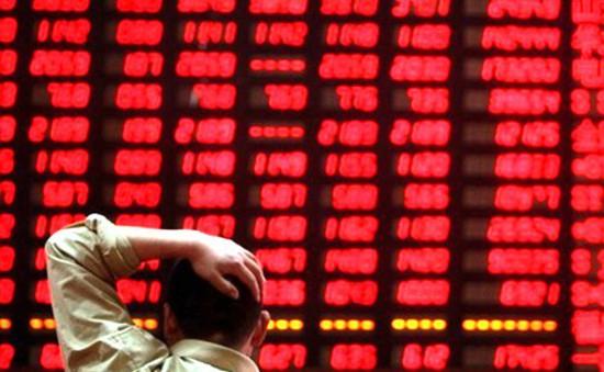 Sắc đỏ tiếp tục đeo bám thị trường chứng khoán Việt Nam