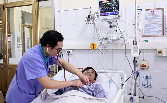 Cứu sống bệnh nhân sốc tim do viêm cơ tim cấp