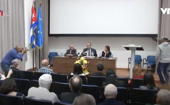 EU đề xuất hỗ trợ kinh nghiệm cho Cuba trong việc thống nhất tiền tệ