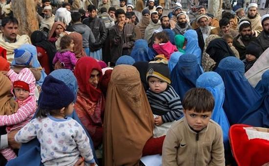 Pakistan rút thời gian gia hạn lưu trú cho người tị nạn Afghanistan