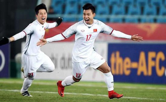 Tỉnh Hải Dương tôn vinh 4 cầu thủ U23 Việt Nam
