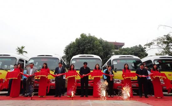 Hà Nội mở thêm 14 tuyến bus trong năm 2018