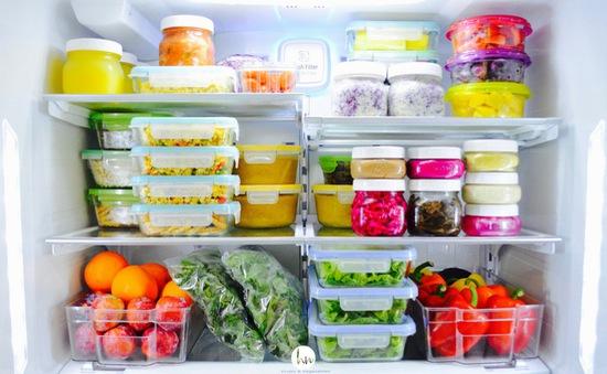 Cách bảo quản thực phẩm an toàn trong ngày Tết