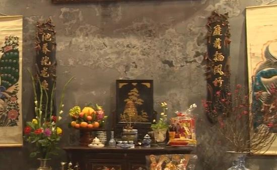 Văn hóa thờ cúng truyền thống trong dịp Tết