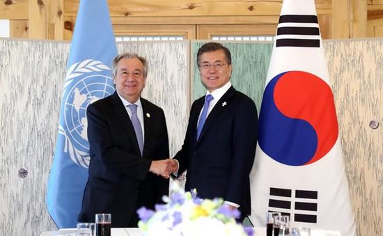 Tổng Thư ký Liên Hợp Quốc hối thúc đối thoại về vấn đề hạt nhân Triều Tiên
