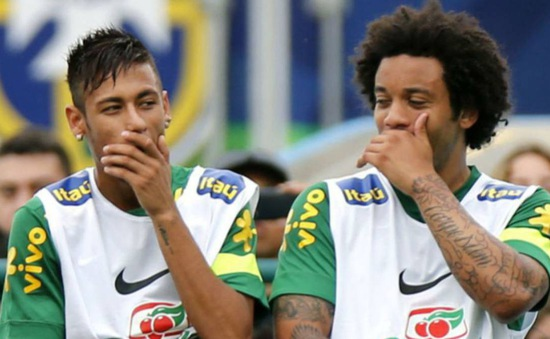 """Neymar sẽ chơi cho Real"""