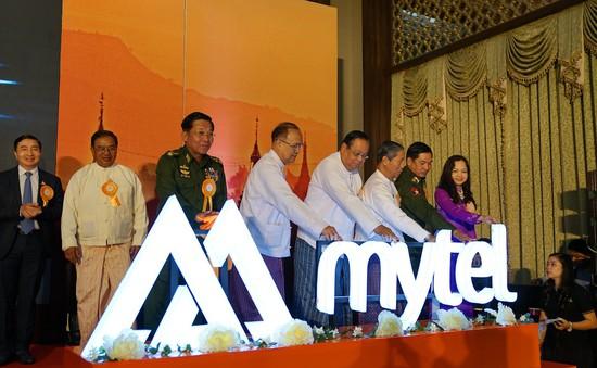 Viettel tại Myanmar thực hiện thành công cuộc gọi đầu tiên