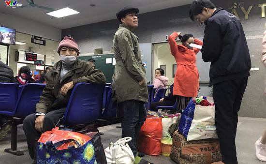 Những chuyến xe nghĩa tình đưa bệnh nhân về quê đón Tết