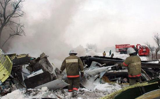 Phi công đã thông báo lỗi kỹ thuật trước khi máy bay An-148 gặp nạn