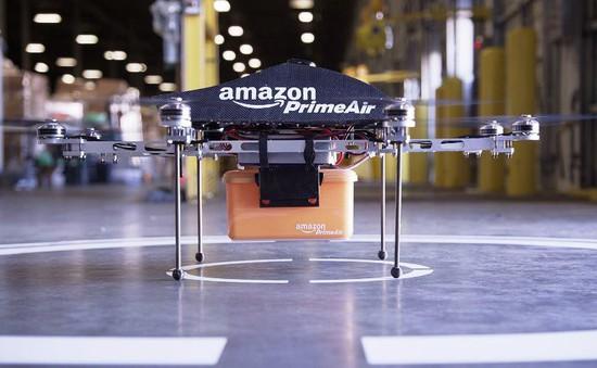 Amazon phát triển hệ thống chuyển phát nhanh riêng