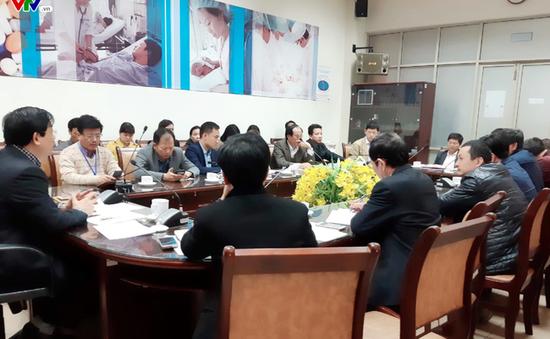 Bộ Y tế họp khẩn triển khai các biện pháp phòng chống dịch cúm