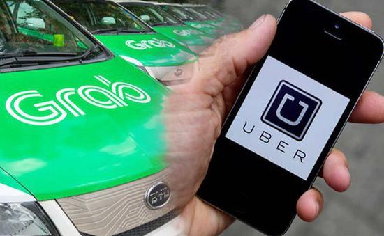 Hà Nội đồng ý dừng mở rộng thí điểm Uber, Grab