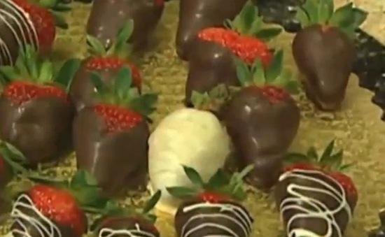 Tác dụng của chocolate – món quà Valentine ngọt ngào