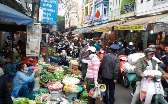 Nhộn nhịp phiên chợ cuối năm ở Đà Nẵng