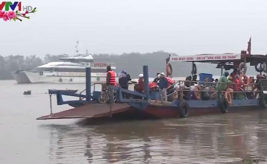 Đường thủy nội địa bảo đảm an toàn dịp Tết