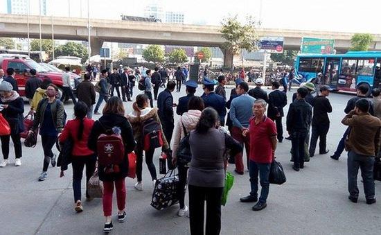Thừa Thiên Huế: Tăng cường xử lý, ngăn chặn xe nhồi nhét khách