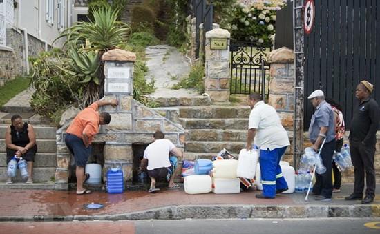 """Nam Phi tuyên bố tình trạng """"thảm họa quốc gia"""" do hạn hán"""