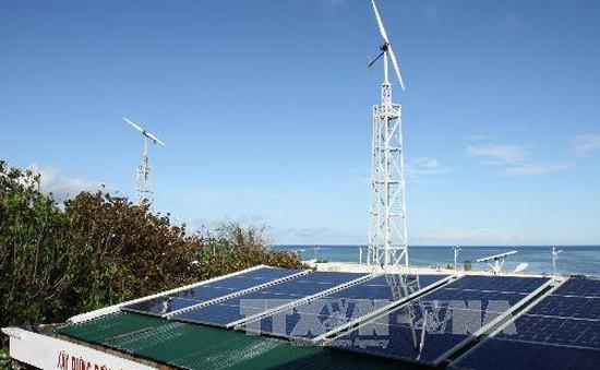 Các điểm đảo Trường Sa đã được đảm bảo cấp điện 24/24h