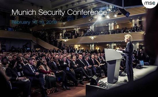 Khai mạc Hội nghị An ninh Munich lần thứ 54