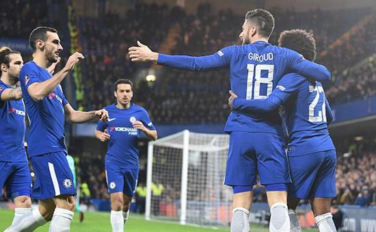 Kết quả bóng đá quốc tế rạng sáng ngày 17/02: Chelsea và Monaco đều có chiến thắng cách biệt