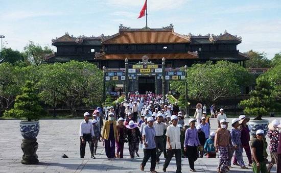 Di tích Huế mở cửa miễn phí trong 3 ngày Tết