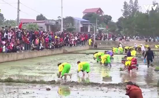Thái Nguyên: Mở hội xuống đồng đầu Xuân Mậu Tuất