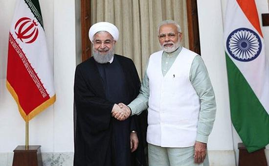 Iran và Ấn Độ bắt tay chiến lược