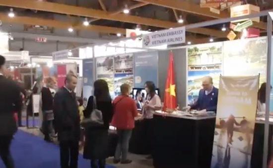 Việt Nam tham gia Hội chợ Du lịch Brussels, Bỉ