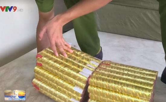 Bà Rịa - Vũng Tàu phát hiện hơn 1,5 tấn pháo hoa không rõ nguồn gốc