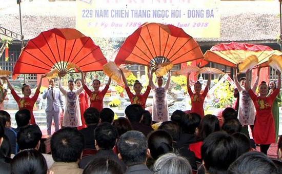 Nghệ An: Kỷ niệm 229 năm Chiến thắng Ngọc Hồi – Đống Đa