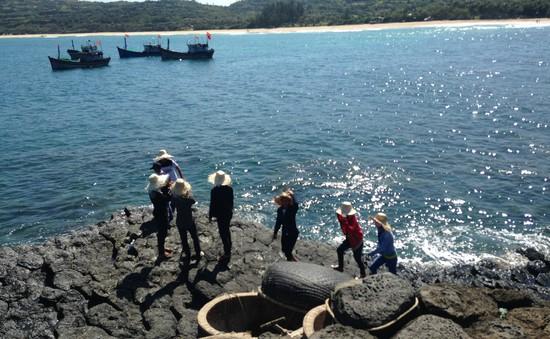 Lượng khách du lịch đến Phú Yên trong dịp Tết tăng cao