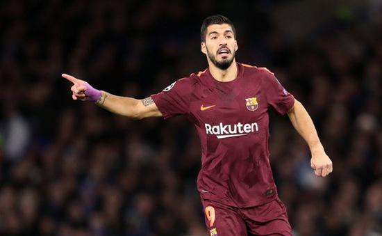 Suarez cảnh báo Barca trước lần tái đấu Chelsea