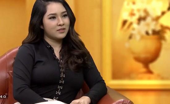 Ca sĩ Bảo Trâm thừa nhận không thành thật 100% với chồng