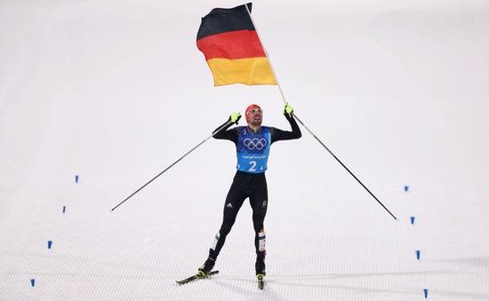 Bảng tổng sắp huy chương Olympic PyeongChang 2018 ngày 22/2: Đoàn Đức cân bằng số HCV với Na Uy