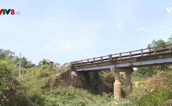 Lâm Đồng đầu tư sửa chữa, thay thế cầu xuống cấp