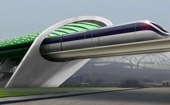 Các Tiểu vương quốc Arab Thống nhất công bố mô hình tàu hyperloop