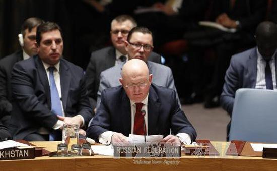 Không đạt được lệnh ngừng bắn cho Syria