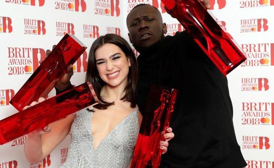 Nhiều tài năng mới tại giải thưởng âm nhạc Anh BRIT Awards 2018