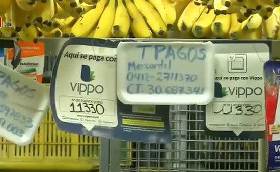 Venezuela: Thanh toán điện tử hưởng lợi từ tình trạng khan hiếm tiền mặt