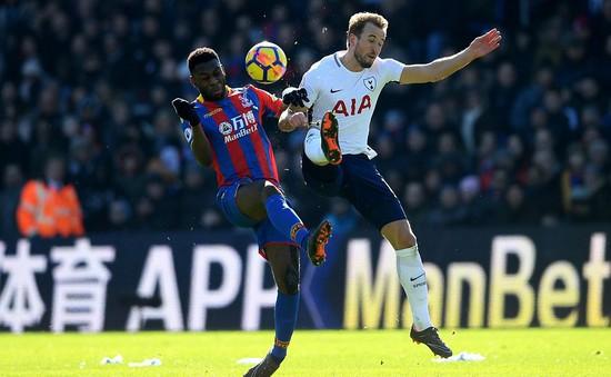VIDEO: Tổng hợp diễn biến Crystal Palace 0-1 Tottenham